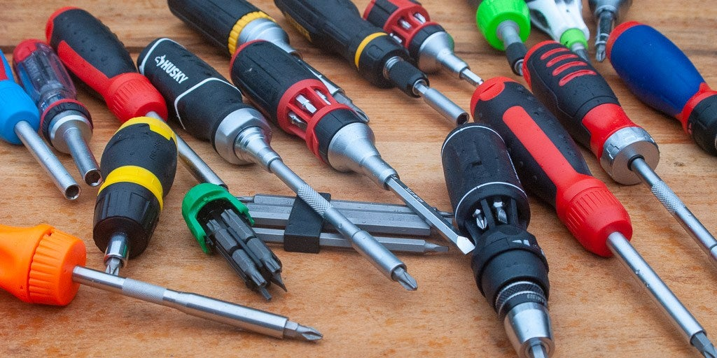 electrical tools, screwdriver